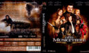 Die drei Musketiere (2011) R2 German Blu-Ray Covers