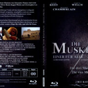 Die Musketiere (2012) R2 German Blu-Ray Covers
