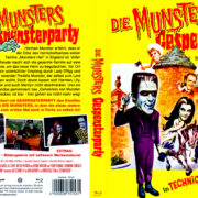 Gespensterparty (1966) R2 German Blu-Ray Covers