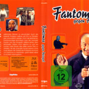 Fantomas gegen Interpol (1965) R2 german Blu-Ray Cover