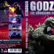 Godzilla – Die Rückkehr des King Kong (1962) R2 german Blu-Ray Covers