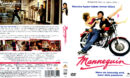 Mannequin (1987) R2 german Blu-Ray Cover
