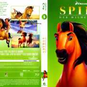 Spirit – Der wilde Mustang (2002) R2 german Blu-Ray Covers