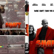 Shaft (2019) R0 Custom DVD Cover