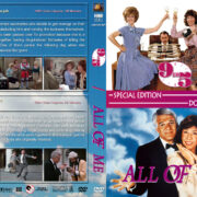 9 to 5 / All of Me Double Feature (1980-1984) R1 Custom DVD Cover