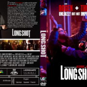 Long Shot (2019) R0 Custom DVD Cover