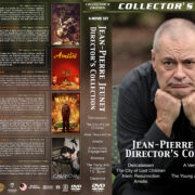 Jean-Pierre Jeunet Director's Collection (1991-2015) R1 Custom DVD Cover