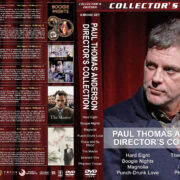 Paul Thomas Anderson Director's Collection (1996-2017) R1 Custom DVD Cover