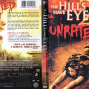The Hills Have Eyes II (2007) R1 DVD Cover