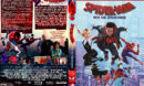 Spider-Man: Into the Spider-Verse (2018) R1 Custom DVD Cover