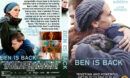 Ben Is Back (2018) R1 Custom DVD Cover