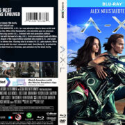 A-X-L (2018) R1 Custom Blu-Ray Cover