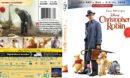 Christopher Robin (2018) R1 Custom Blu-Ray Cover
