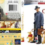 Christopher Robin (2018) R1 Custom Blu-Ray Cover