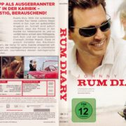 Rum Diary (2013) r2 german Blu-Ray Cover