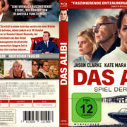 Das Alibi (2018) R2 german Blu-Ray Cover