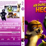 Ab durch die Hecke (2006) R2 German Blu-Ray Covers