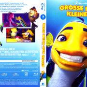 Große Haie – Kleine Fische (2004) R2 German Blu-Ray Covers