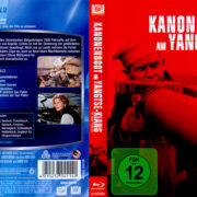 Kanonenboot am Yangtse-Kiang (1966) R2 German Blu-Ray Cover