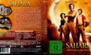 Sahara - Abenteuer in der Wüste (2005) R2 German Blu-Ray Cover