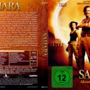 Sahara – Abenteuer in der Wüste (2005) R2 German Blu-Ray Cover