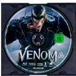 Venom (2019) R2 German Blu-Ray Label