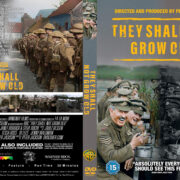 They Shall Not Grow Old (2018) R2 Custom DVD Cover