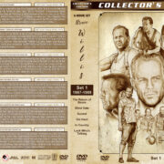Bruce Willis Filmography - Set 1 (1987-1989) R1 Custom DVD Covers