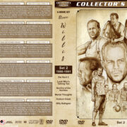 Bruce Willis Filmography - Set 2 (1990-1991) R1 Custom DVD Covers