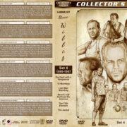 Bruce Willis Filmography - Set 4 (1995-1997) R1 Custom DVD Covers