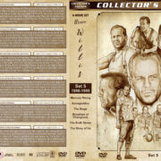 Bruce Willis Filmography – Set 5 (1998-1999) R1 Custom DVD Covers