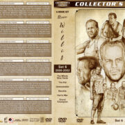 Bruce Willis Filmography – Set 6 (2000-2002) R1 Custom DVD Covers
