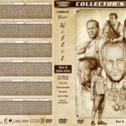 Bruce Willis Filmography - Set 6 (2000-2002) R1 Custom DVD Covers