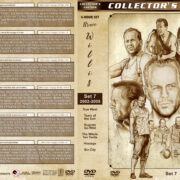 Bruce Willis Filmography – Set 7 (2002-2005) R1 Custom DVD Covers
