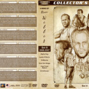Bruce Willis Filmography - Set 8 (2006-2007) R1 Custom DVD Covers