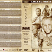 Bruce Willis Filmography - Set 9 (2007-2009) R1 Custom DVD Covers