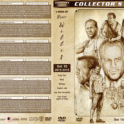 Bruce Willis Filmography – Set 10 (2010-2012) R1 Custom DVD Covers
