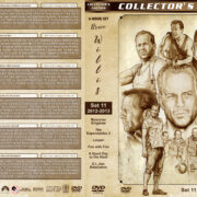 Bruce Willis Filmography – Set 11 (2012-2013) R1 Custom DVD Covers