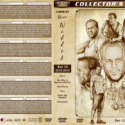 Bruce Willis Filmography – Set 12 (2013-2015) R1 Custom DVD Covers