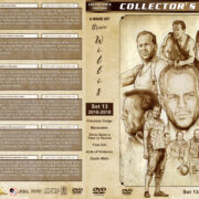 Bruce Willis Filmography – Set 13 (2016-2018) R1 Custom DVD Covers