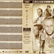 Bruce Willis Filmography - Set 13 (2016-2018) R1 Custom DVD Covers