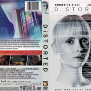 Distorted (2018) R1 DVD Cover