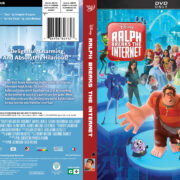 Ralph Breaks the Internet (2018) R1 DVD Cover