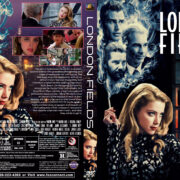 London Fields (2018) R1 Custom DVD Cover