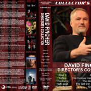 David Fincher Director's Collection (1992-2014) R1 Custom DVD Cover