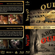 Ouija Double Feature (2014-2016) R1 Custom Blu-Ray Cover