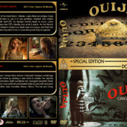 Ouija Double Feature (2014-2016) R1 Custom DVD Cover