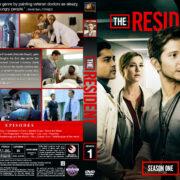 The Resident - Season 1 (2018) R1 Custom DVD Cover & Labels