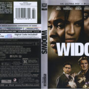 Widows (2018) R1 4K UHD Cover & Labels