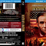 Death of a Nation (2018) R1 Custom Blu-Ray Cover